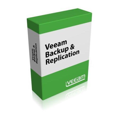 1 additional year of Basic maintenance prepaid for Veeam Backup & Replication Standard for Hyper-V - Prepaid Maintenance (V-VBRSTD-HS-P01YP-00)