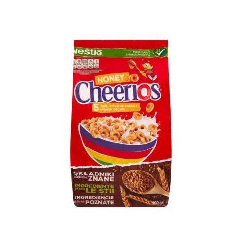 NESTLE 500g Cheerios Miodowy Płatki śniadaniowe