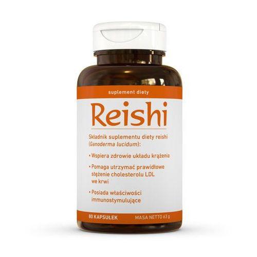 Reishi 80 kapsułek - sprawdź w wybranym sklepie