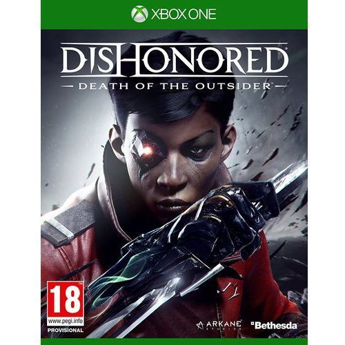 OKAZJA - Bethesda Softworks Dishonored: Death of the Outsider / XOne