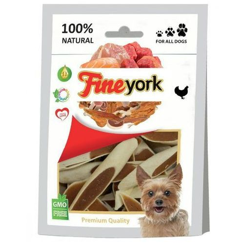 Prozoo Fine York Penne with chicken 80g [10910S], 8822 (1916813)