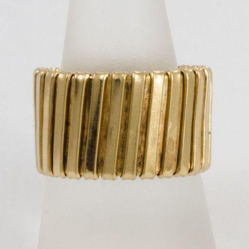 Złoty pierścionek P1516, kolor żółty
