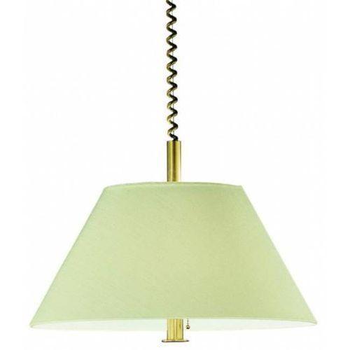 lampa wisząca brązowy, 5-punktowe - klasyczny - obszar wewnętrzny - knapstein - czas dostawy: od 2-3 tygodni marki Knapstein