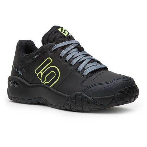 sam hill 3 buty mężczyźni czarny uk 9   eu 43 2018 buty rowerowe, Five ten