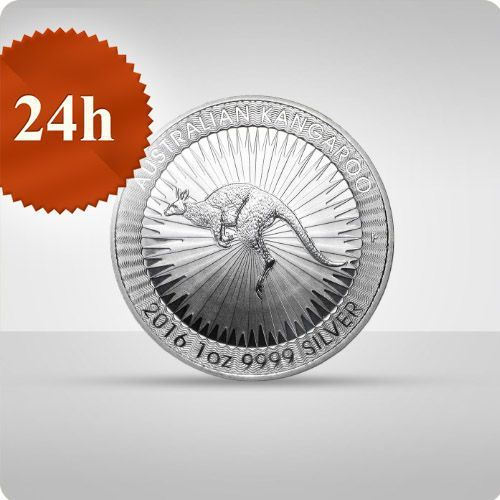 Australijski Kangur 1 uncja srebra - wysyłka 24 h! - 24 h