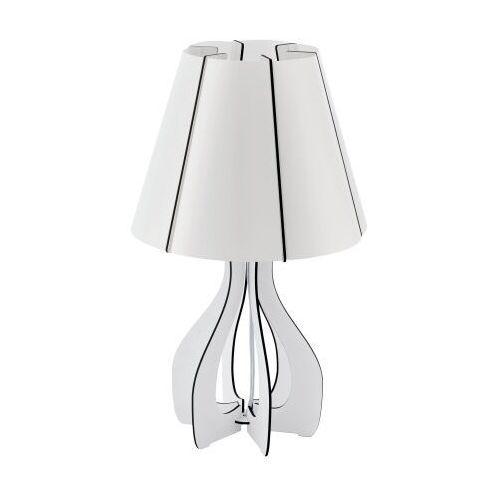 Eglo 94947 - lampa stołowa cossano 1xe27/60w/230v (9002759949471)