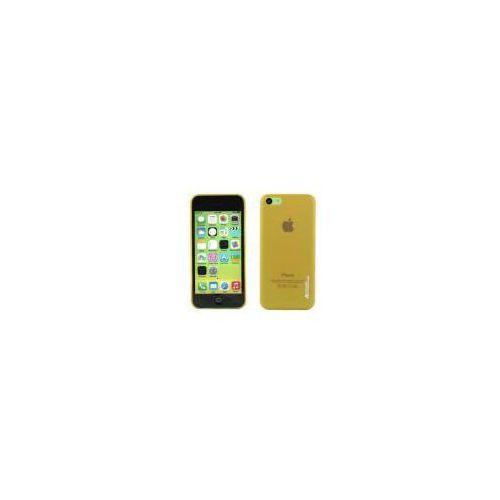 ADVANCED ACCESSORIES Etui GHOST dedykowane do Apple iPhone 5C - pomarańczowe Odbiór osobisty w ponad 40 miastach lub kurier 24h, kup u jednego z partnerów