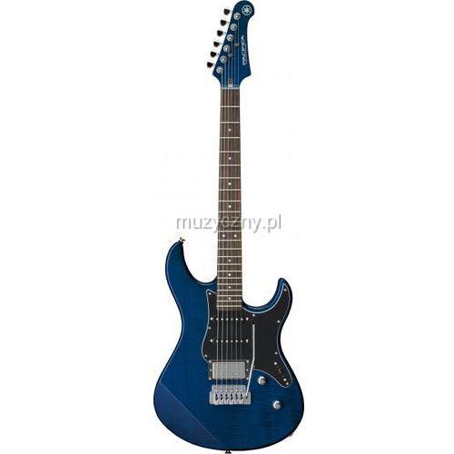 Yamaha Pacifica 612V mkII FM TLB gitara elektryczna