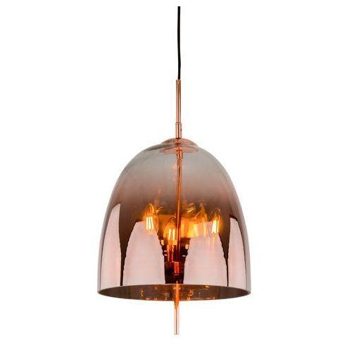 Italux Lampa wisząca alan 3 x 40 w e14 copper