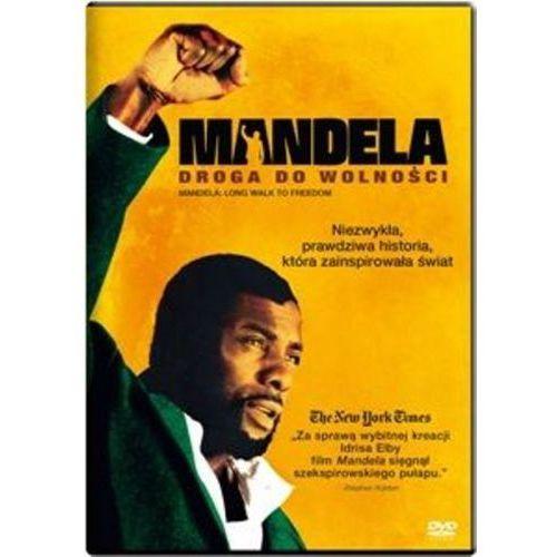 Mandela: droga do wolności (dvd) - justin chadwick darmowa dostawa kiosk ruchu marki Imperial cinepix