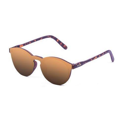 Okulary przeciwsłoneczne unisex 75008-2_milan brązowe marki Ocean sunglasses