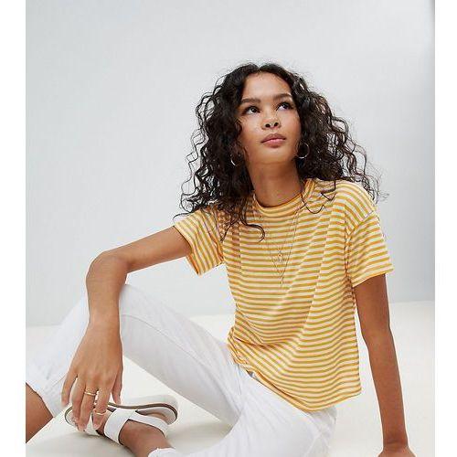 exclusive funnel neck slouch crop t-shirt - multi, Miss selfridge