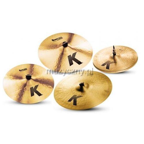 Zildjian K Promotion Pack zestaw talerzy perkusyjnych