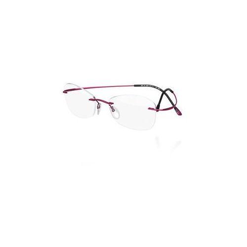 Okulary korekcyjne tma pulse 4533 6054 marki Silhouette