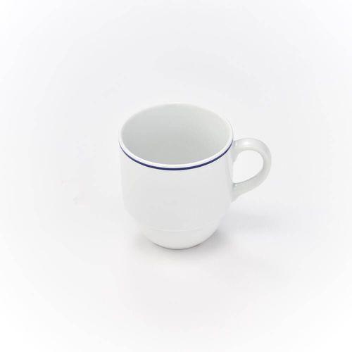 Kubek porcelanowy KONESER - 350 ml