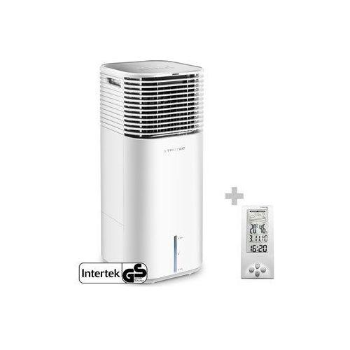 Aircooler, klimatyzer, nawilżacz powietrza PAE 49 + Stacja pogodowa BZ06 (4052138093351)