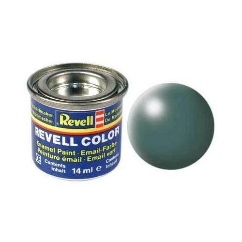 Farba olejna - Leaf Green Silk nr 364 / 14ml Revell 32364 (42023388)