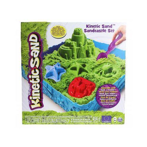 Kinetic Sand - Podwodny świat Piasek kinetyczny zielony 454g 20078910