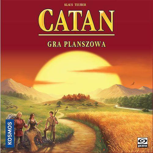 Catan - Gra planszowa GALAKTA (5902259201205). Najniższe ceny, najlepsze promocje w sklepach, opinie.