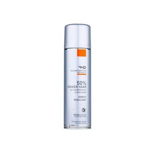 hair make up spray zwiększający objętość włosów cienkich i przerzedzonych w sprayu od producenta Volume hair plus
