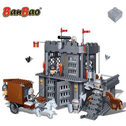 BanBao Zamkowe lochy, zestaw klocków, 8261 Darmowa wysyłka i zwroty