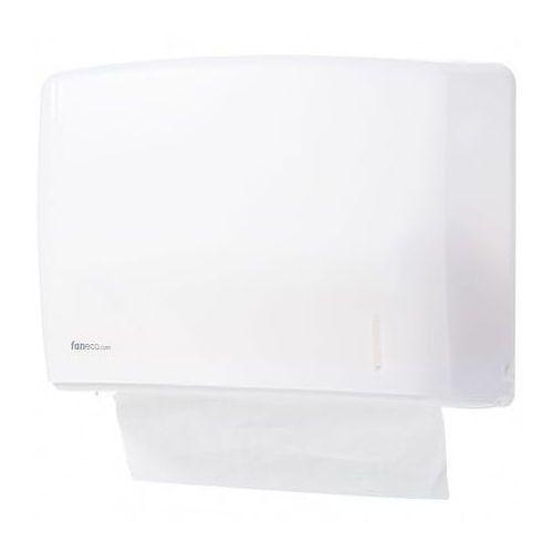 Faneco Podajnik na ręczniki zz eco biały (5901764295723)