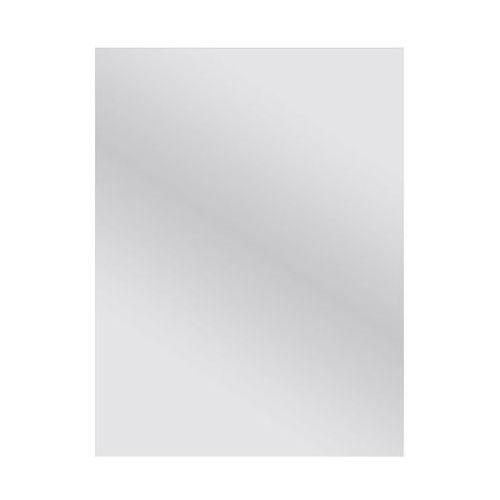 Lustro łazienkowe bez oświetlenia SZLIFOWANE 60 x 45 cm SENSEA