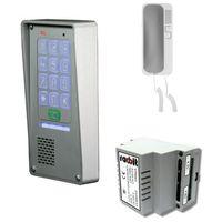 Zestaw domofonowy jednorodzinny z szyfratorem z-nov-bz-1p gd36 sat marki Radbit