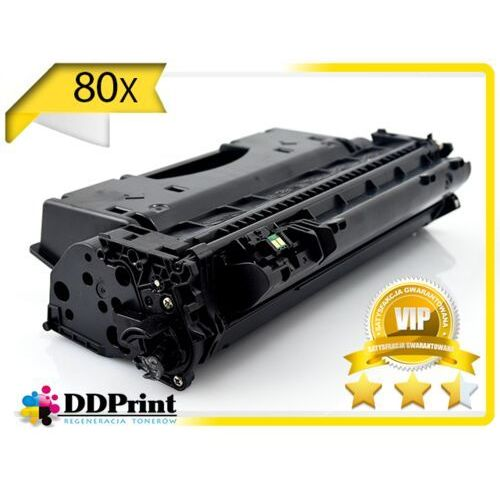 Dd-print Toner 80x - cf280x do drukarek hp laserjet pro 400 m401, m425 - vip - 7k - zamiennik