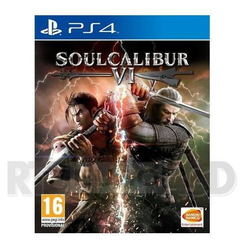 Soul Calibur 6 (PS4)