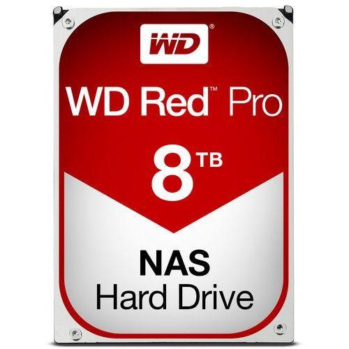 Dysk twardy Western Digital WD8001FFWX, WD8001FFWX