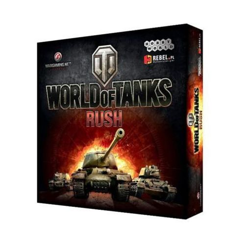 Rebel Gra world of tanks: rush pl