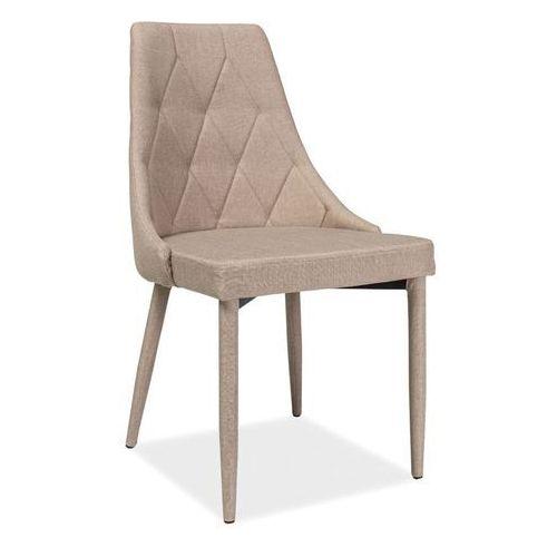 Signal meble Krzesło trix beżowy