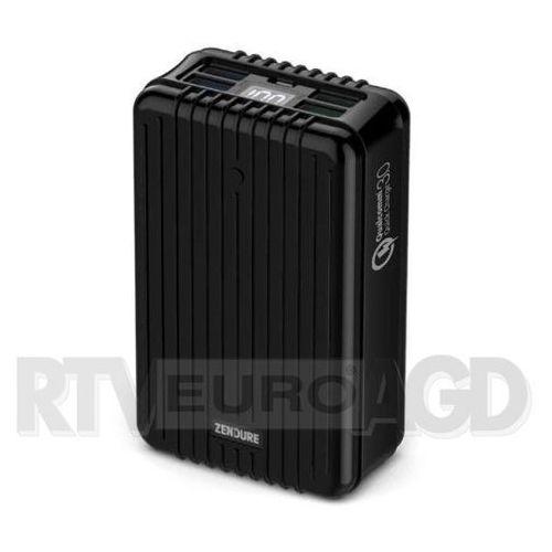 Zendure a8 qc portable charger 26 800 mah (czarny) (0853805005547)