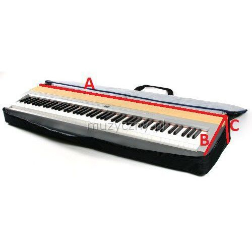 k pokrowiec na pianino cyfrowe na wymiar marki Mstar