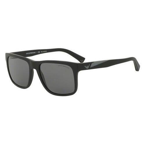 Okulary słoneczne ea4071 polarized 504281 marki Emporio armani