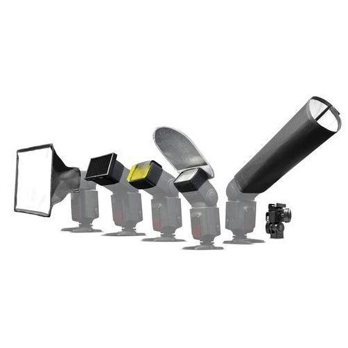 Hahnel uniwersalny zestaw do lamp błyskowych darmowy odbiór w 21 miastach! (5099113021106)