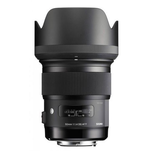 Sigma A 50 mm f/1.4 DG HSM Nikon (0085126311551)