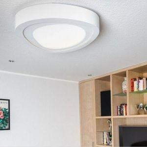 Plafon LAMPA sufitowa CLOUD 5773102 Spotlight OPRAWA metalowa LED 96W biała