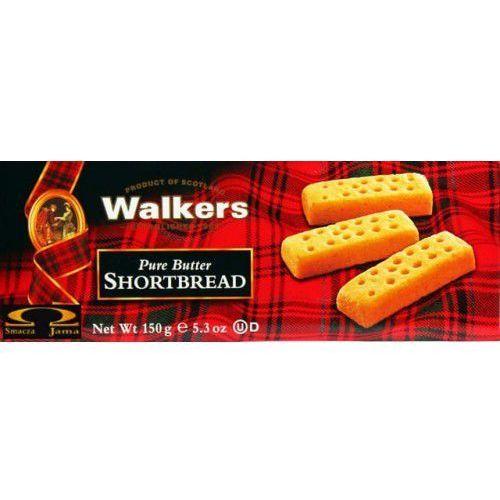 Ciasteczka maślane Walkers Pure Butter Shortbread 150g