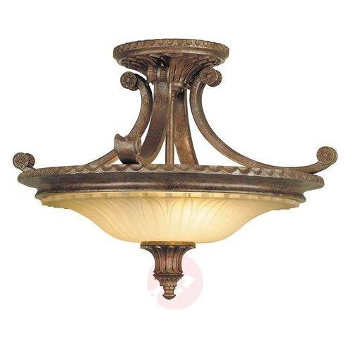 Plafon STIRLING CASTLE FE/STIRLINGCASSF - Elstead Lighting - Rabat w koszyku (5024005339304)