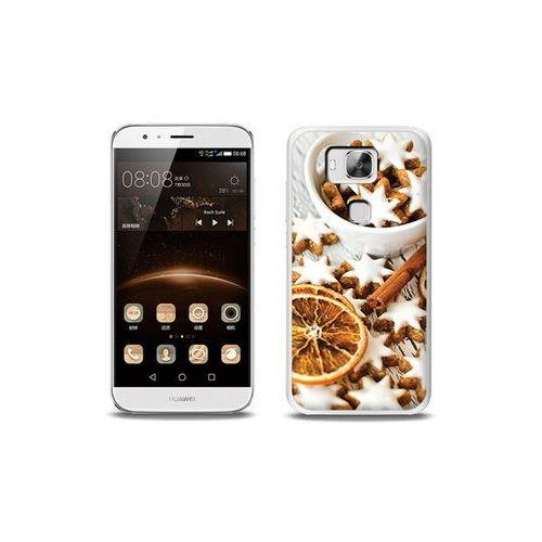 Foto Case - Huawei GX8 - etui na telefon Foto Case - pierniki (Futerał telefoniczny)