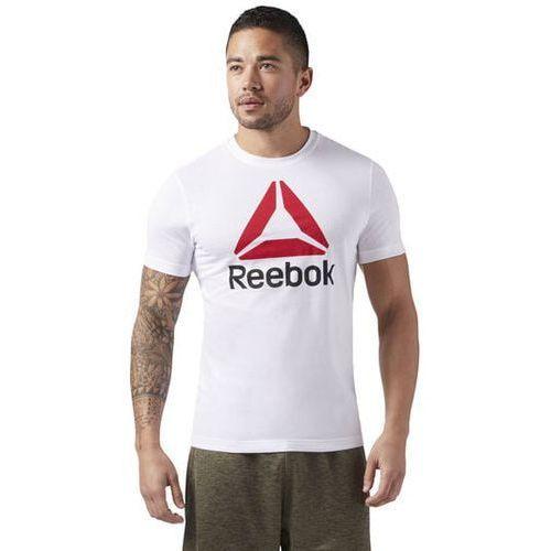 Koszulka Reebok QQR Stacked CW5367