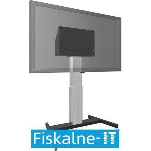 S statyw elektryczny mobilny do monitorów interaktywnych marki Mart metals