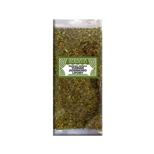 Yerba mate Perfect composition 50g zielona herbata yunnan jaśmin lipa rumianek