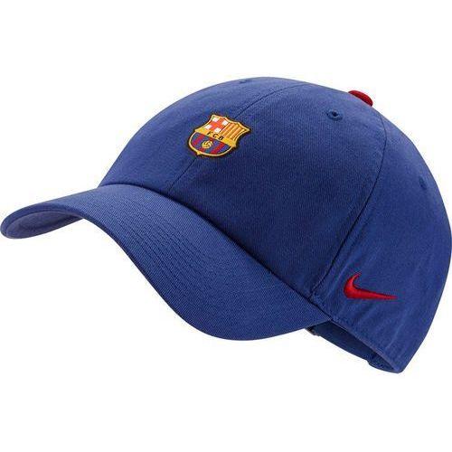 Czapka dla juniora - fc barcelona - 915874 455 marki Nike