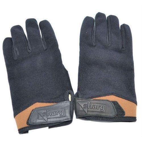 Rękawice taktyczne sharg shooting leather / spandex / kevlar (6040kbk-hd) marki Sharg products group