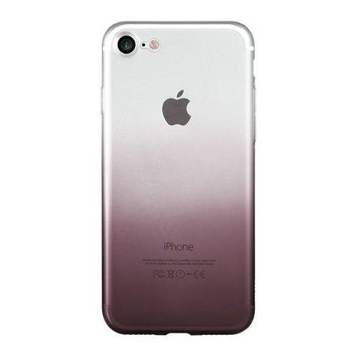 Etui Benks Gradient 0.6mm IPhone 8/7 Black, kolor czarny