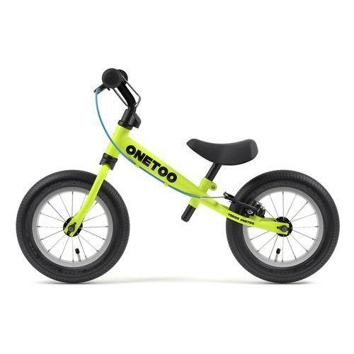 rower dziecięcy onetoo, lime marki Yedoo