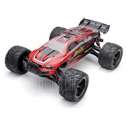 Gearbest 9116 1 / 12 scale 2wd 2.4g 4 channel rc car truck toy rc racing truggy toy